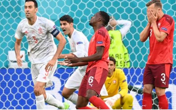 Own goals dominate Euro 2020