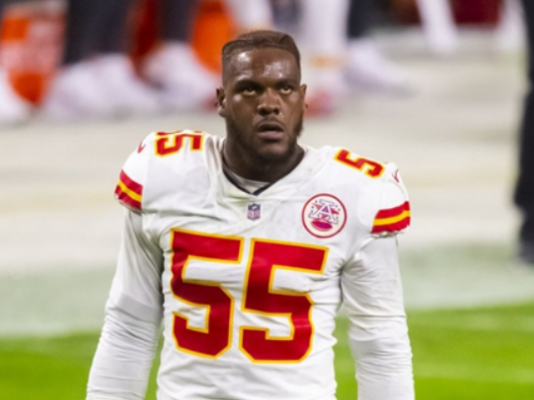 """""""Clark"""" Defensive End Team """"Cheps"""" could face up to three years in prison"""